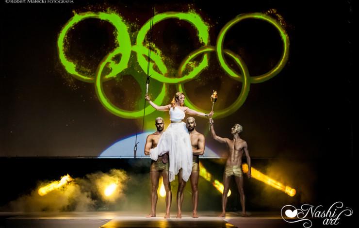 Pokazy akrobatyki powietrznej jako pomysł atrakcji na event