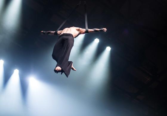 Pokazy akrobatyczne w Sylwestrową noc !