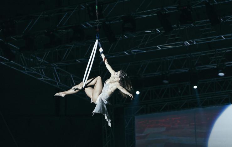 Widowiska akrobatyczne - najlepsi polscy i zagraniczni akrobaci – tylko w NashiArt