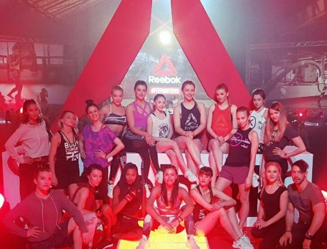 Reebok Fashion Show #fitfighters 2017